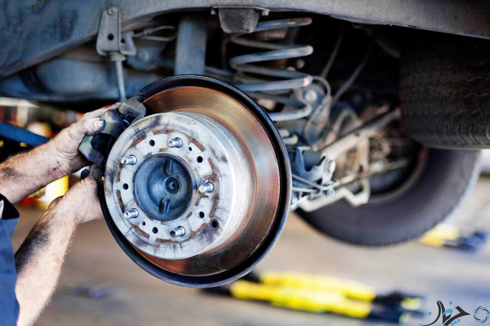 تشخیص کیفیت لنت ترمز خودرو